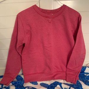 Hanes sweater shirt